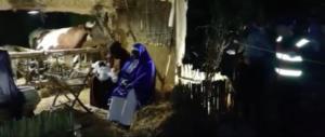Altro presepe, altre polemiche: San Giuseppe e la Madonna musulmani