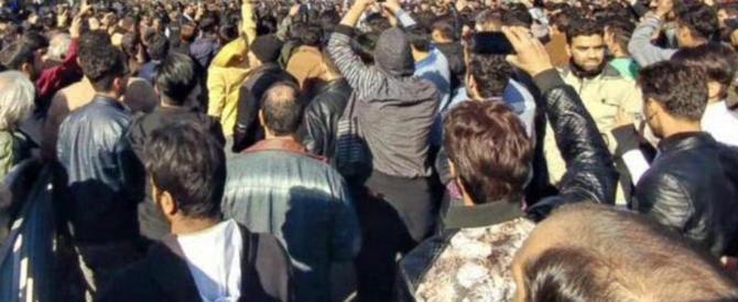 Proteste in Iran e gli Usa avvertono Teheran: «Il mondo vi guarda»