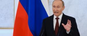 Putin si ricandida alle presidenziali da indipendente: «Vincerò con le mie idee»