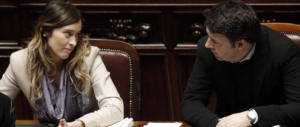"""Il """"bello addormentato"""" della Boschi: così Renzi sta liquidando il Pd"""