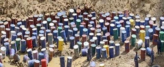 Traffico rifiuti illeciti, l'indagato dice: «I bambini muoiono? Non m'importa»
