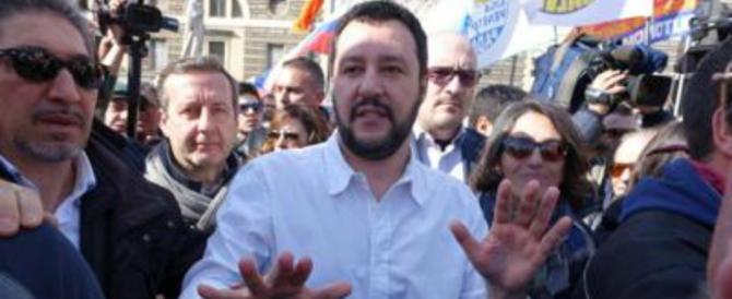 Salvini: «Ci metto la faccia, se il Cav non ha un nome indichi me come premier»