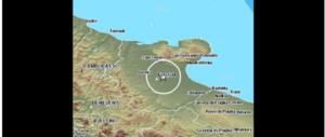 Terremoto, la terra torna a tremare: nella notte nuova scossa nel Foggiano