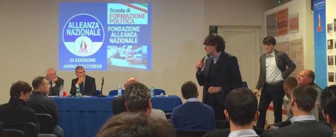 La Fondazione An scommette sui giovani: riparte la Scuola di Formazione