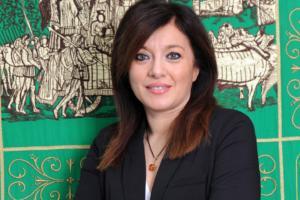 L'assessore lombarda alla Sicurezza, Simona Bordonali