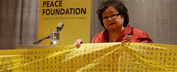Sopravvissuta a Hiroshima sollecita Corea del Nord e Usa al dialogo