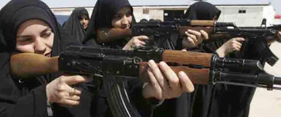 terrorismo donne e minori