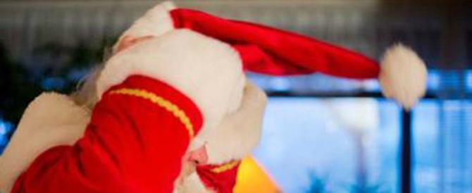 Travestiti da Babbo Natale e armati di taglierini: la rapina ideata da due romeni