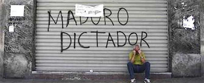 Il dittatore rosso Maduro vieta alle opposizioni di partecipare alle elezioni