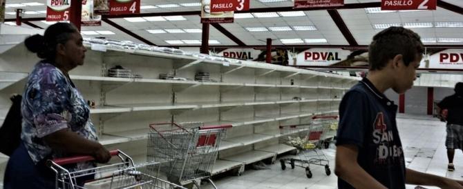 Venezuela, mancano anche i contraccettivi. Inflazione al 1370% (video)