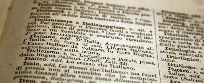 Difendiamo la lingua italiana dagli anglicismi dilaganti
