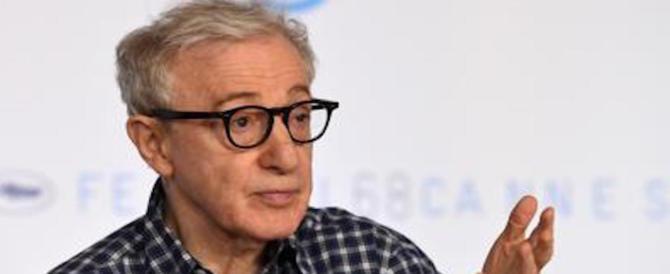 """""""Woody Allen ossessionato dalle minorenni"""": sul WP gli appunti privati del regista"""