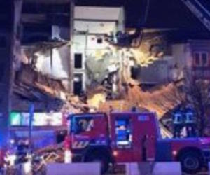 Esplode una pizzeria italiana ad Anversa, 14 feriti, 2 morti. Dispersi sotto le macerie (video)