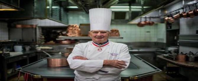 """A 91 anni é morto Paul Bocuse, inventore della """"nouvelle cuisine"""""""