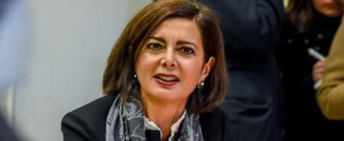 La Boldrini finalmente dice una parola su Claretta Petacci. Meglio tardi che mai