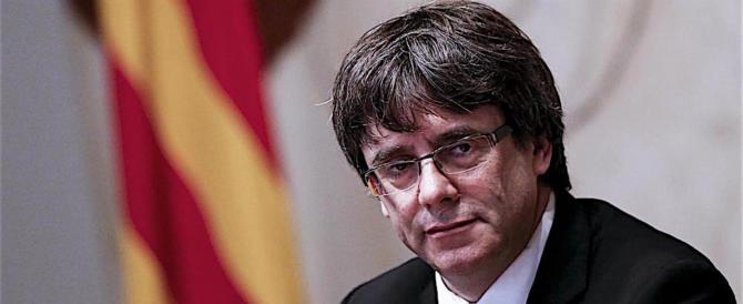 Catalogna, Puidgemont e compagni non rinunciano al seggio di deputato