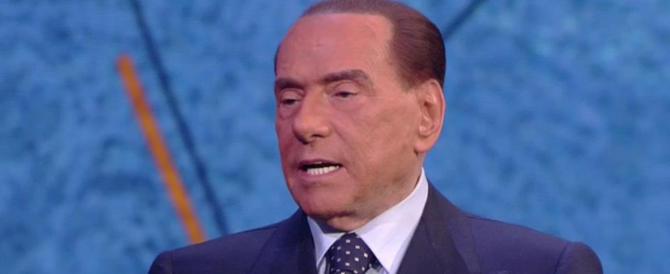 Berlusconi: «Ma quale grande coalizione, vinceremo noi e cambieremo l'Italia»
