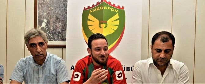 Germania, agguato a calciatore curdo: aveva osato criticare Ankara