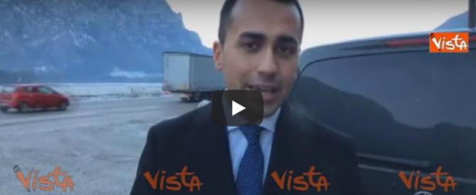 Di Maio farebbe bene a non ridere di Berlusconi. Visti i precedenti…(video)