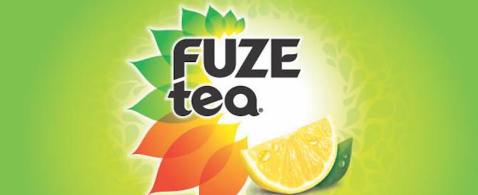 """La rivoluzione della Coca-Cola, arriva in Italia una nuova bevanda: """"Fuzetea"""""""