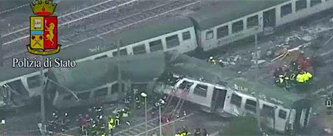 Incidente ferroviario, il racconto di una vittima: «Temevo di non farcela»