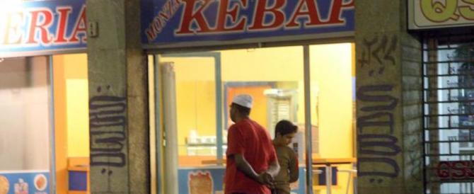 Stop ai negozi di kebab e di stranieri: pugno di ferro a Montecatini