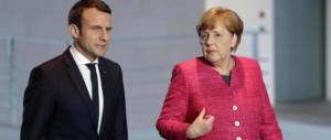 Merkel e Macron diventano populisti: su austerity e migranti Ue da rifondare