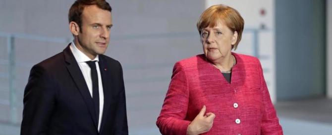 """Euro: Francia e Germania stanno preparando una """"sorpresina"""" all'Italia"""