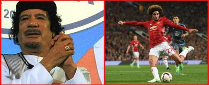 Gheddafi fu a un passo dall'acquisto del Manchester United. Poi accadde che…