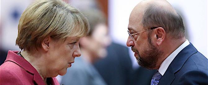 Germania, il congresso Spd dà il via libera al governo con la Merkel