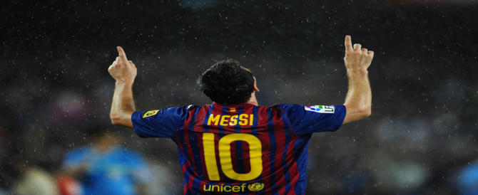 Ecco come Lionel Messi si è tutelato contro l'indipendenza della Catalogna