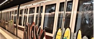 La domenica ecologica della Raggi inizia con lo stop alla metro…