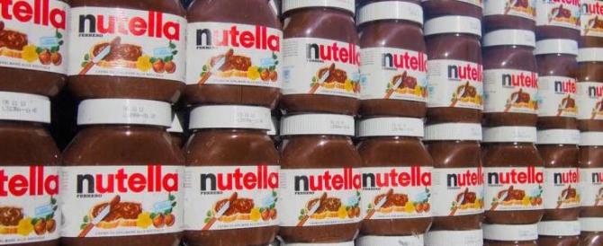 Maxisconto sulla Nutella, ecco che succede nei supermercati francesi (video)