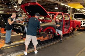 Dati duemila dollari extra per ogni operaio Fiat americano