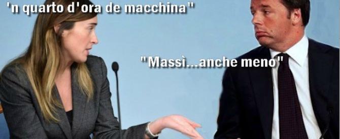 """La Boschi spedita a Bolzano fa sbellicare il web. """"Ha già chiesto di Sudtirol Bank?"""""""