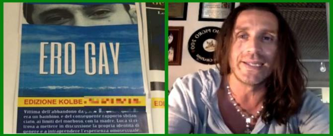 """Luca era gay"": bufera su un medico. Come accadde a Povia (video)"