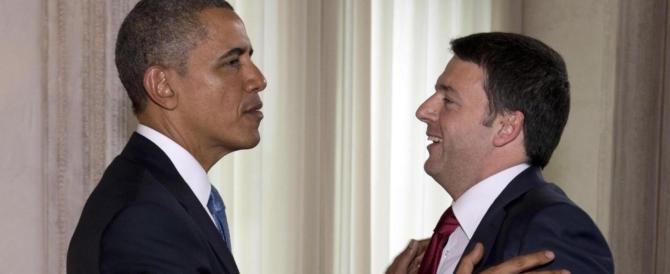 Obama minacciò l'Italia: «Rischiate di fare la fine della Grecia». Lo confessa Renzi