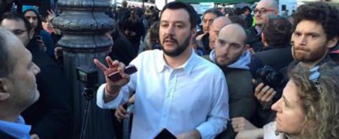 Salvini: «Gli italiani sono il popolo meno razzista del mondo. E sui vaccini vi dico…»