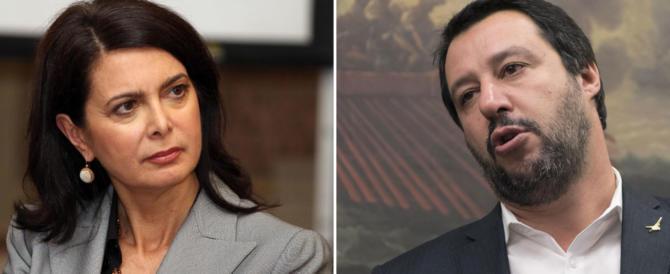 Salvini: «La Boldrini vuole querelarmi? Pensi a chiedere scusa agli italiani»