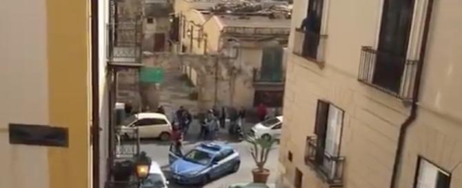 Palermo come Bitonto, sparatoria in un palazzo: feriti 2 condomini