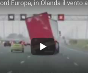 Vento killer, la tempesta Friederike fa 9 morti tra Belgio, Olanda e Germania (VIDEO)