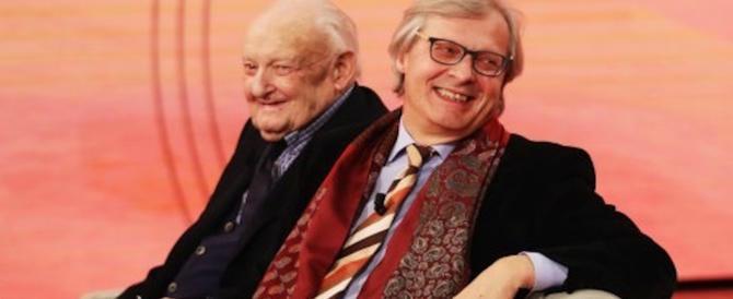 È morto Giuseppe Sgarbi, il papà di Vittorio ed Elisabetta, scrittore a 93 anni