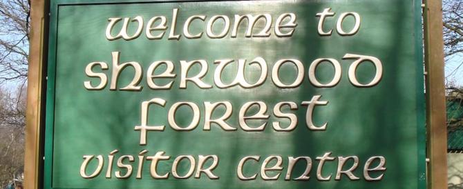 La leggendaria foresta di Robin Hood minacciata dalle estrazioni di gas