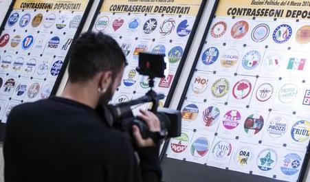 """Elezioni, ammessi 75 simboli su 103. No a """"Democrazia cristiana"""", """"Msi"""" e """"Lega per l'Italia"""""""