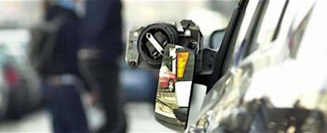 """Tentano la """"truffa dello specchietto"""" con civetta dei carabinieri: arrestati"""