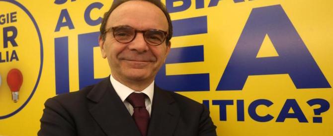 Parisi attacca la Procura di Roma: «Ha coperto gli interessi di potere del Pd»
