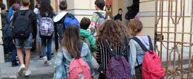 Testata alla maestra, Salvini rilancia l'educazione civica: «Qualche ceffone serve ai bambini…»