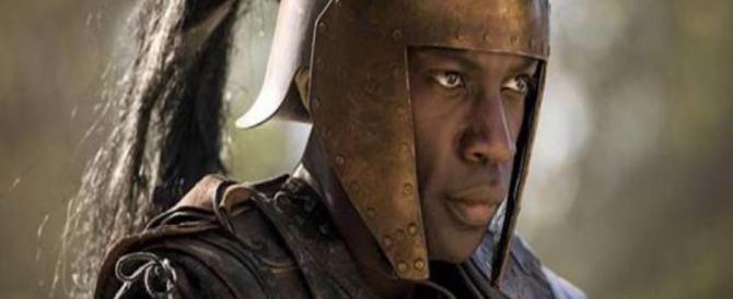 Arriva la serie sulla guerra di Troia. E Achille diventa eroe nero
