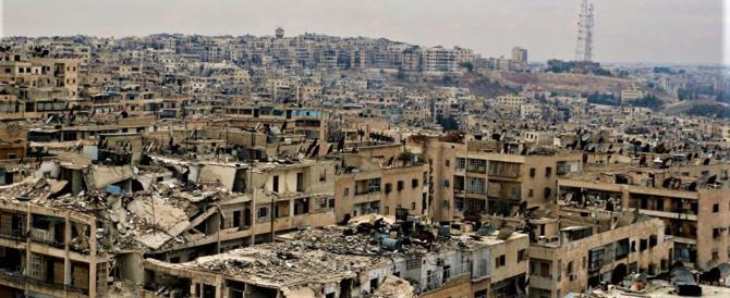 Aleppo, i francescani aiutano i bimbi dell'Isis. E i bimbi delle vittime?