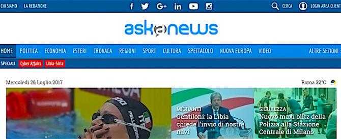 """""""La voce di Askanews rischia di spegnersi"""". Lettera dei dipendenti"""
